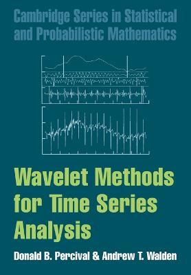 Wavelet Methods for Time Series Analysis book