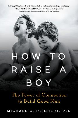 How to Raise a Boy: The Power of Connection to Build Good Men book