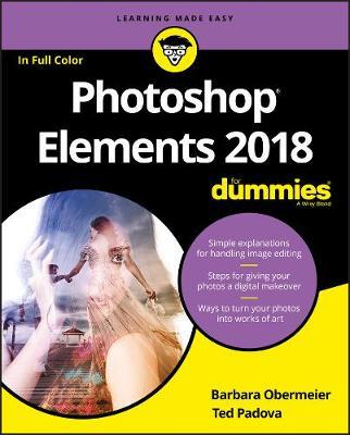 Photoshop Elements 2018 For Dummies by Barbara Obermeier