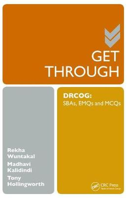 Get Through DRCOG by Rekha Wuntakal