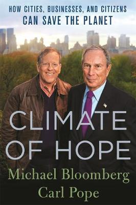Climate of Hope by Michael Bloomberg