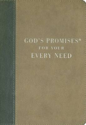 God's Promises for Your Every Need, Deluxe Edition: NKJV by Jack Countryman