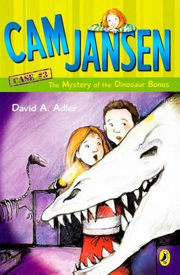 The Mystery of the Dinosaur Bones by David A Adler