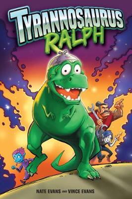 Tyrannosaurus Ralph by Nate Evans