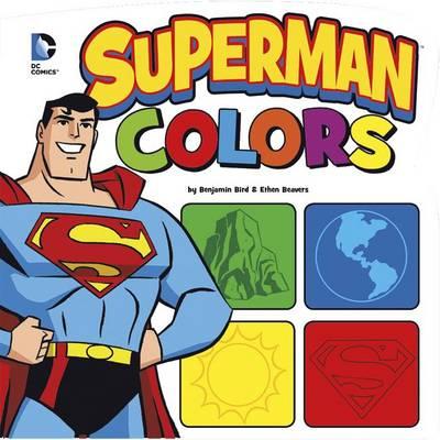 Superman Colours by Benjamin Bird