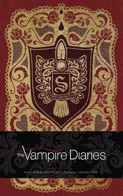 Vampire Diaries Hardcover Ruled Journal by Insight Editions