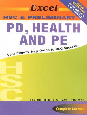 Excel HSC and Preliminary - PD, Health and PE book