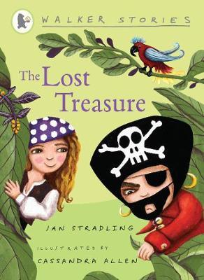 Lost Treasure book