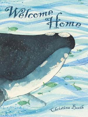 Welcome Home book