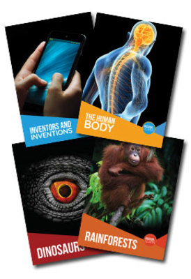 Discover and Learn Set of 4 Books by null