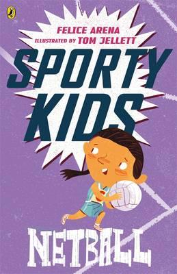 Sporty Kids: Netball! book