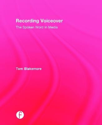 Recording Voiceover book