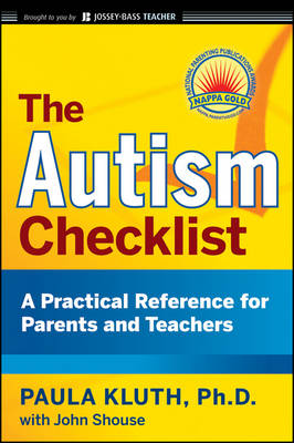The Autism Checklist by Paula Kluth