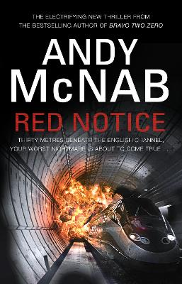 Red Notice by Andy McNab