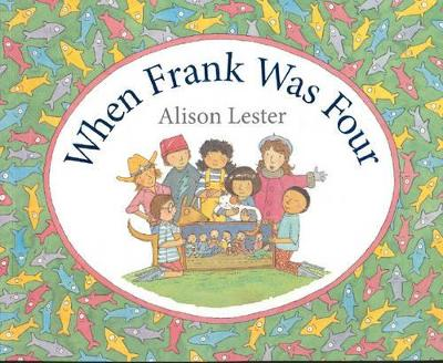 When Frank Was Four book