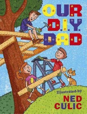 Our DIY Dad book