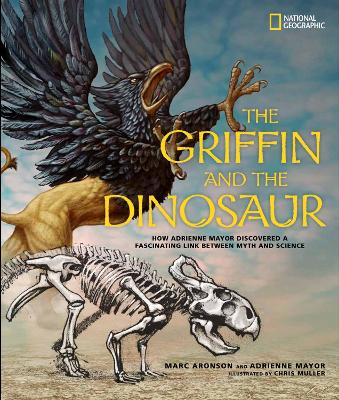 Griffin and the Dinosaur book