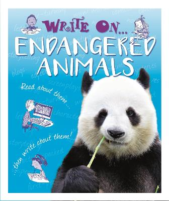 Write On: Endangered Animals by Clare Hibbert