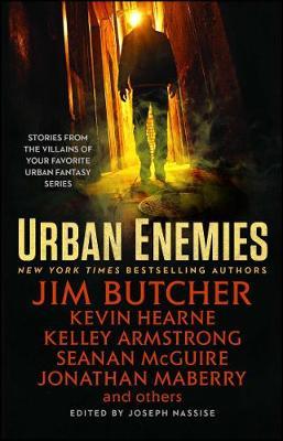 Urban Enemies book