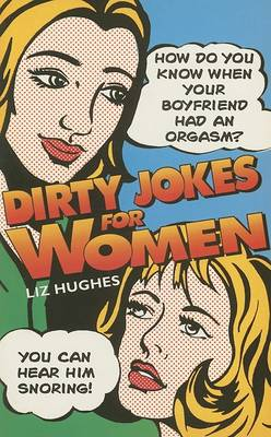 Dirty Jokes for Women book