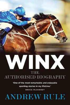 Winx: the Authorised Biography book