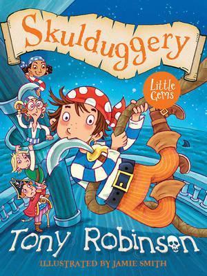 Skulduggery book