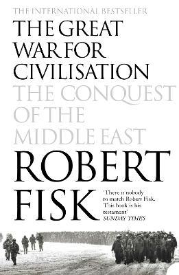 Great War for Civilisation book