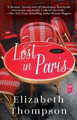 Lost in Paris book