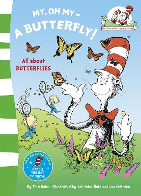 My Oh My A Butterfly by Dr. Seuss