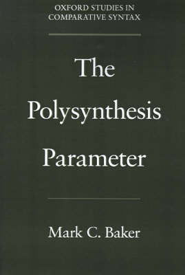 Polysynthesis Parameter by Mark C. Baker