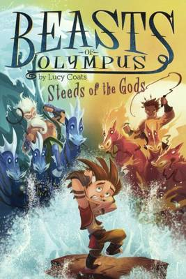 Steeds of the Gods by Lucy Coats