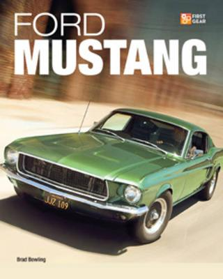 Ford Mustang by Brad Bowling