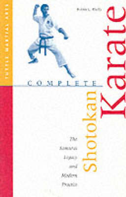 Complete Shotokan Karate by Robin Rielly