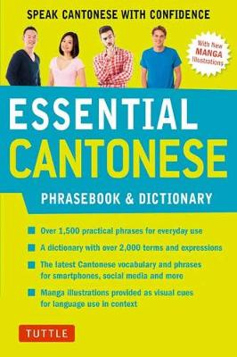 Essential Cantonese Phrasebook & Dictionary by Martha Tang