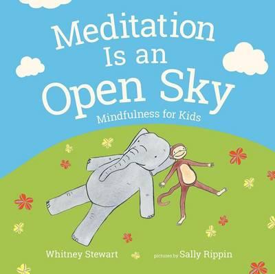 Meditation Is an Open Sky by Whitney Stewart