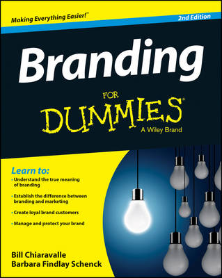 Branding for Dummies, 2nd Edition by Bill Chiaravalle