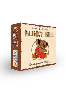 Blinky Bill's Slipcase by Dorothy Wall