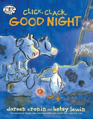 Click, Clack, Good Night book
