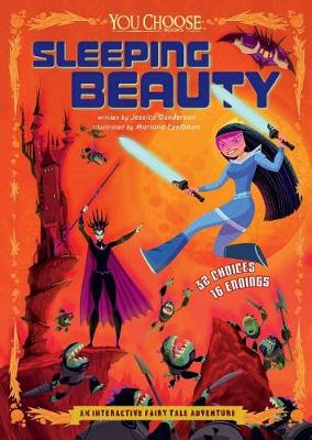 More information on Sleeping Beauty by Jessica Gunderson