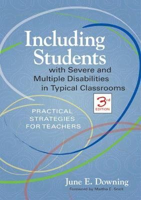 Including Students with Severe and Multiple Disabilities in Typical Classrooms book