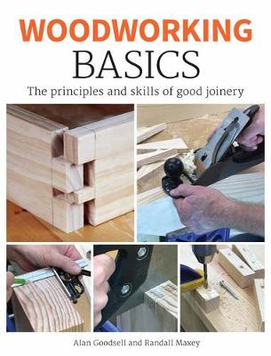 Woodworking Basics: The Principles and Skills of Good Carpentry by Alan Goodsell