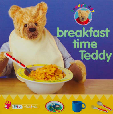 Breakfast Time Teddy by null