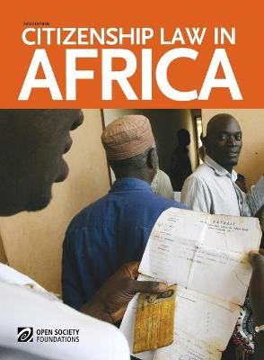 Citizenship Law in Africa by Bronwen Manby