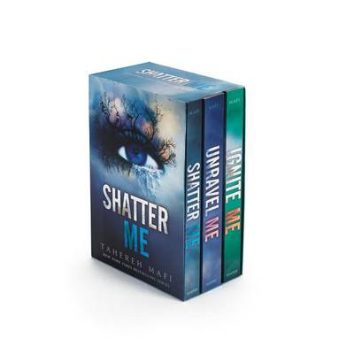Shatter Me Series Box Set by Tahereh Mafi