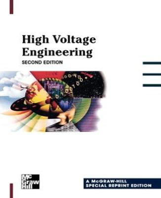 High Voltage Engineering by M.S. Naidu