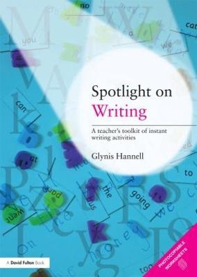 Spotlight on Writing book