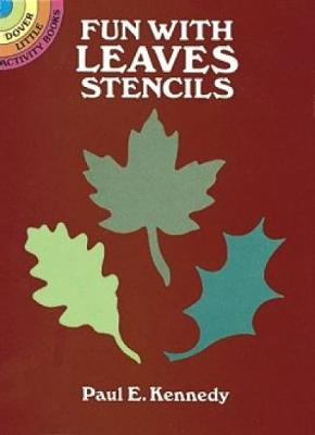 Fun with Leaves Stencils book
