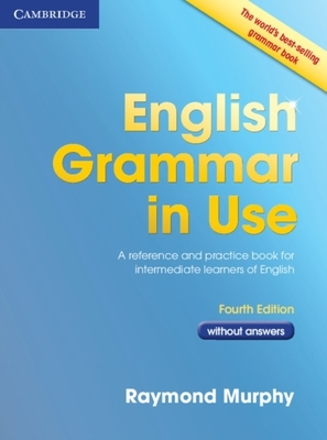 English Grammar in Use Book without Answers: A Reference and Practice Book for Intermediate Learners of English by Raymond Murphy