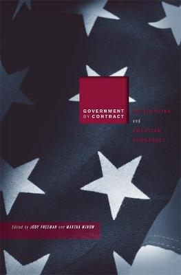 Government by Contract book