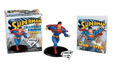 Superman: Collectible Figurine and Pendant Kit by Donald Lemke